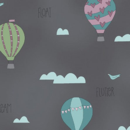 All Afloat by Natalie Bird - Hot Air Balloons