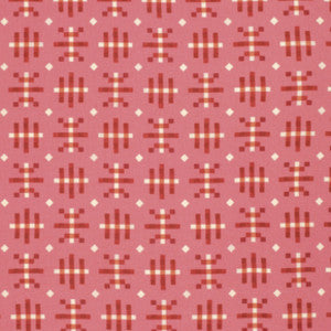 Honor Roll - Misguided Gingham - Strawberry