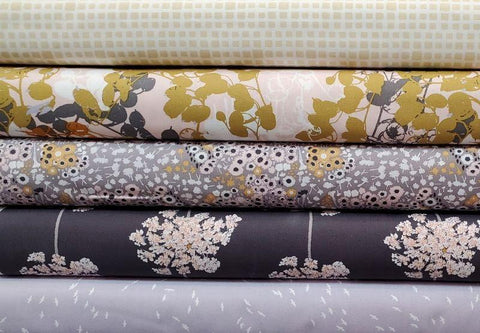 Art Gallery Fabrics - Earthen by Katarina Roccella - Gentle Lunaria