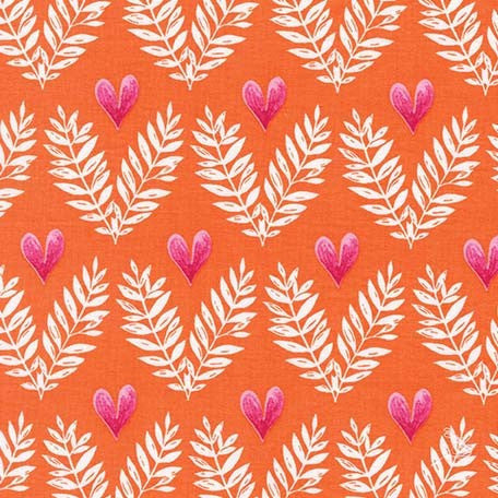 Frolic by Tamara Kate - Big Love - Tangerine
