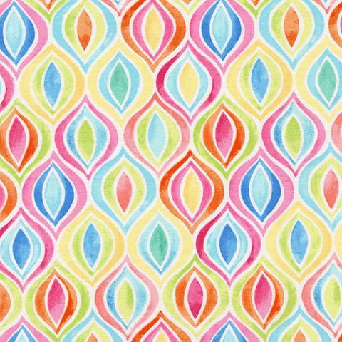 Frolic by Tamara Kate - Mini Bargello - Spring