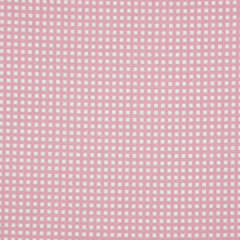 Yuwa Happy Sweet Grid Pink