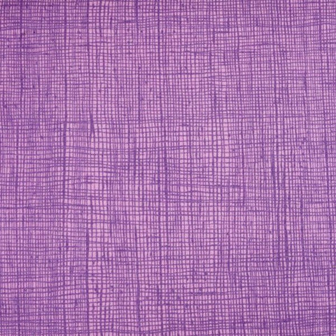 Alexander Henry Heath Fabric Lilac