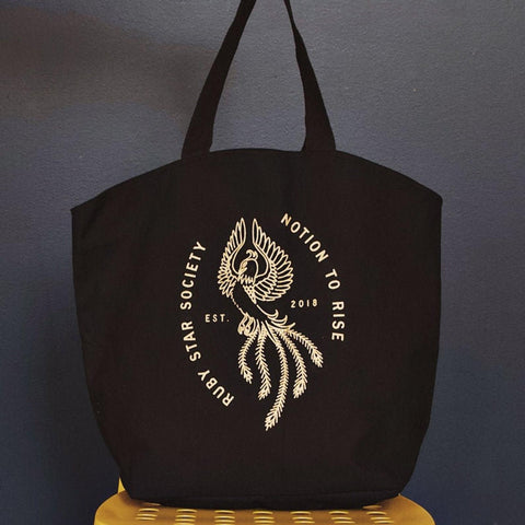 Ruby Star Society Tote Bag