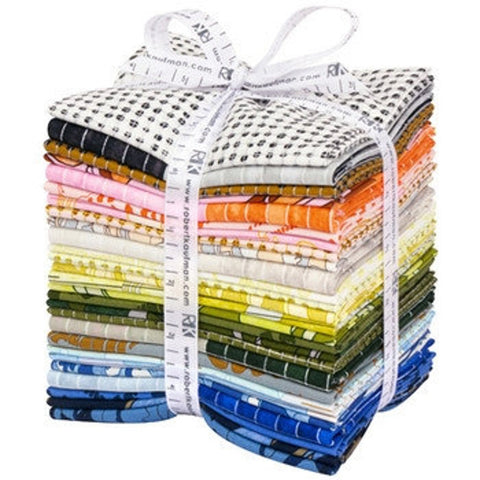 Designer Bundle - Jetty by Carolyn Friedlander 27 pieces in Fat Quarters