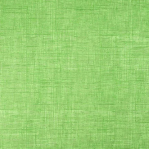 Alexander Henry Heath Fabric Mint / Green