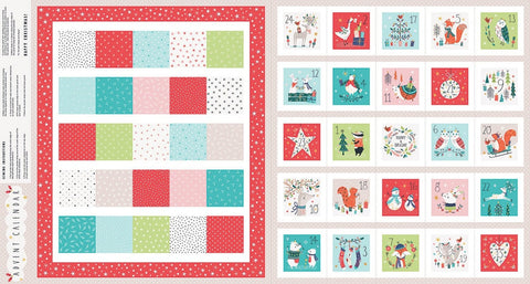 Dashwood Studios - Foreset Friends Advent Calendar
