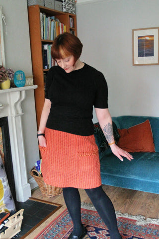 Lazy Seamstress Maude Skirt