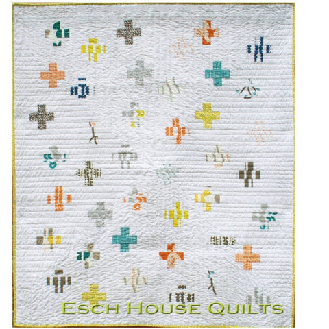 Esch House Quilts - Think Positive