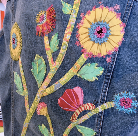 Boho Your Clothes Workshop - March 8 9:30AM - 2:30