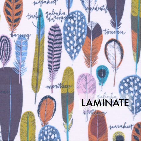 Matte Laminates - Birds of a Feather