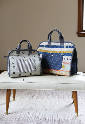 Pattern - Anna Graham Maker's Tote