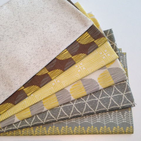 Designer Bundle - Market Road by Cheryl Warrick 6 X Fat Quarter Bundle