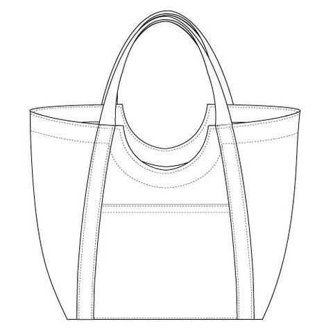 Pattern - Anna Graham Poolside Tote