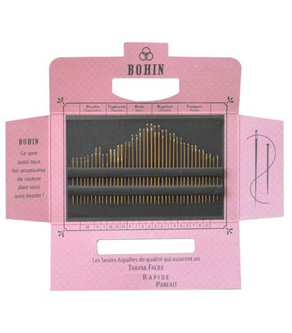 Sewing Needle Book  - Set of 40
