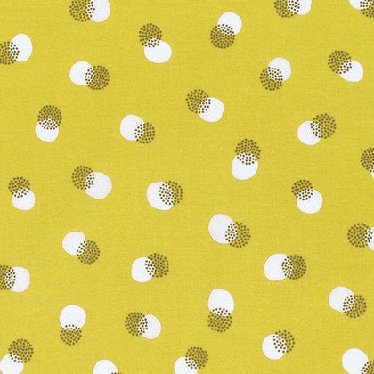 Noteworthy by Erin McMorris Buttons Mustard