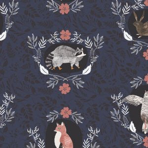 Foxtail Forest by Rae Ritchie - Beyond The Brush Navy