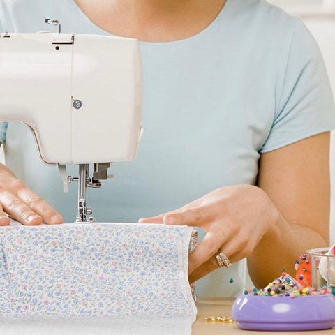 Learn to Use your Sewing Machine - Understand the basics and learning to sew - June 6 1:00 - 4:00