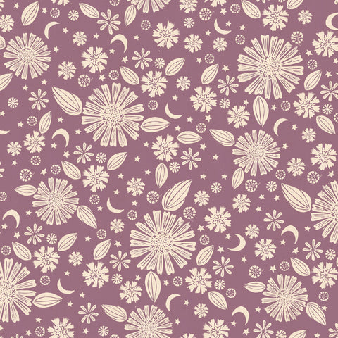Golden Hour by Alexia Marcelle Abegg of Ruby Star Society -Zinnia in Lilac