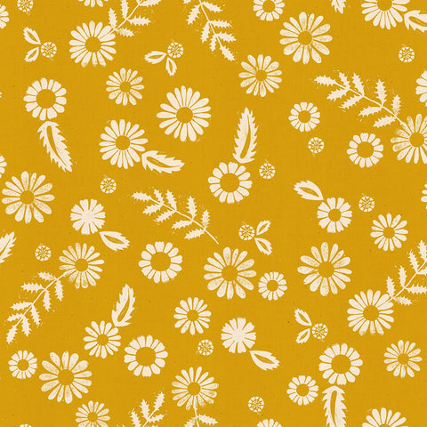 Golden Hour by Alexia Marcelle Abegg of Ruby Star Society -Daisy in Goldenrod