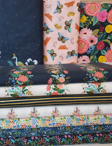 English Garden by Rifle Paper Co. - Meadow in Navy