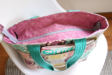 Pattern - Anna Graham Super Tote