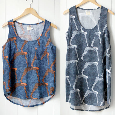 Wiksten Tank Top & Dress