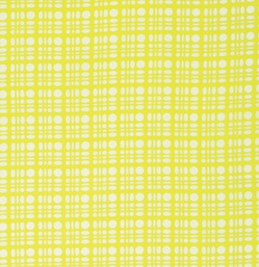 Heather Bailey Clementine - Lemon - 9.95 / yard