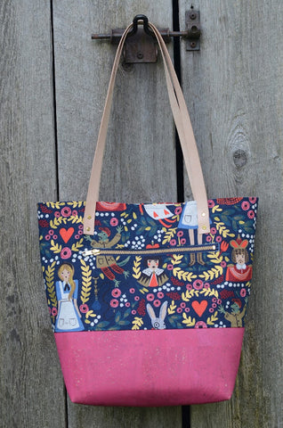 Pattern - Poppyprint Level Two Tote
