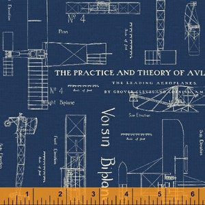 Theory of Aviation - Blueprint