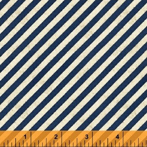 Theory of Aviation - Stripes in Navy