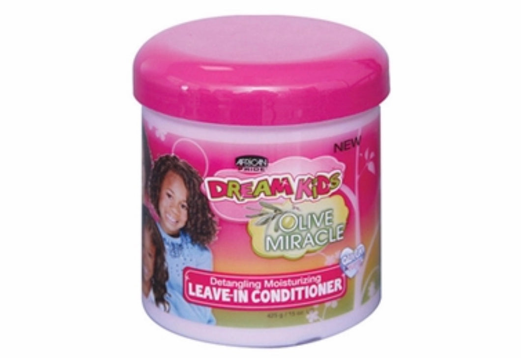AFRICAN PRIDE DREAM KIDS LEAVE-IN CONDITIONER
