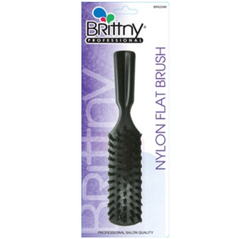 Nylon Flat Hair Brush