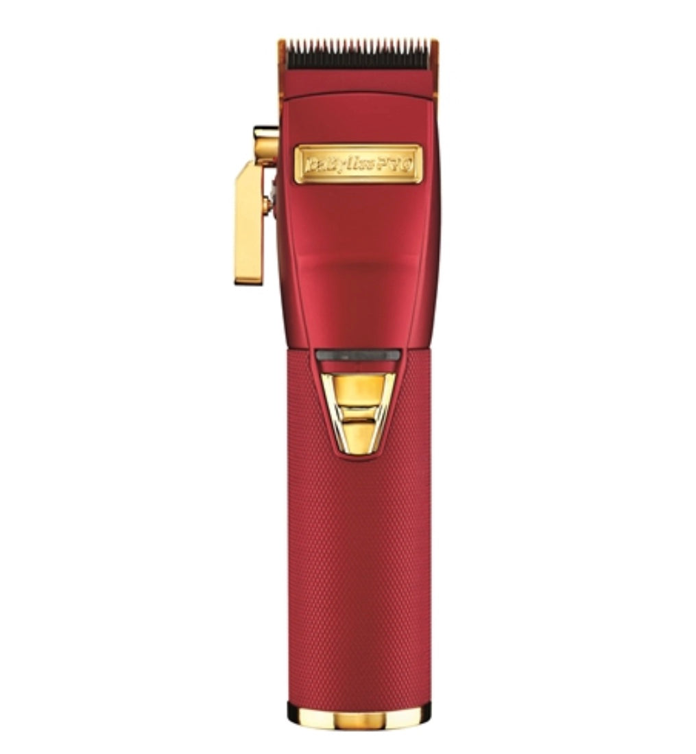 Babyliss Pro Red FX Cordless Clipper-Limited Edition Hawk Barber Prodigy