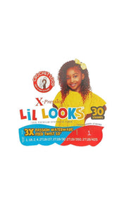 Outre X-Pression Lil Looks 3X Passion Bohemian Feed Twist 10""