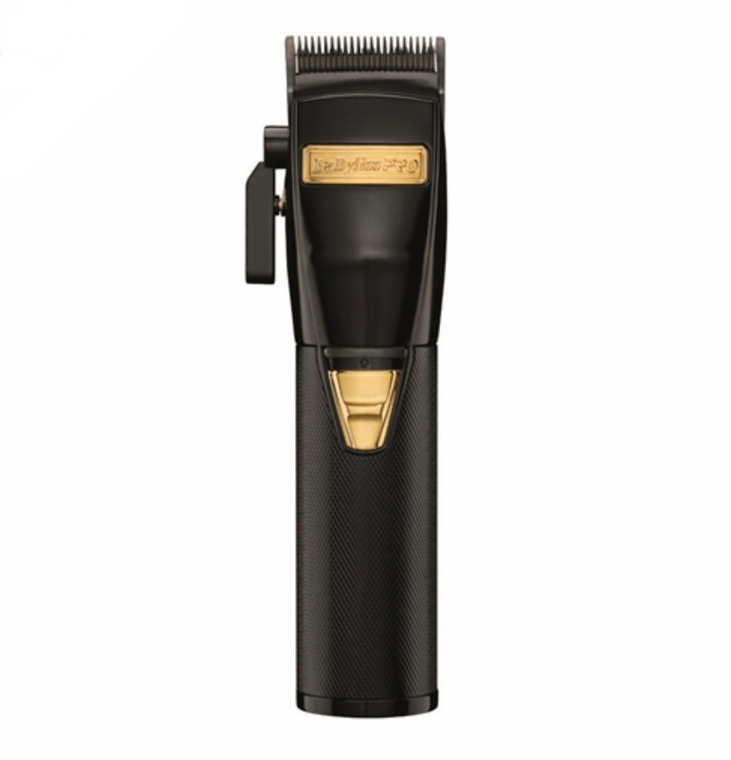 Babyliss Pro Black FX-Limited Edition Clippers For Barbers