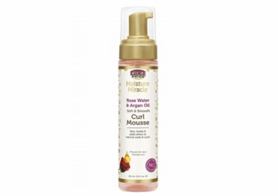 Moisture Miracle Soft & Smooth Curl Mousse