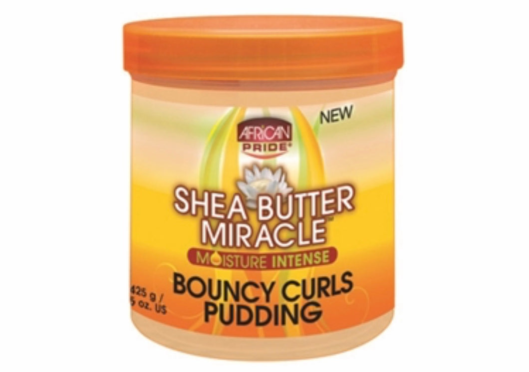 AFRICAN PRIDE SHEA CURL PUDDING