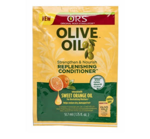ORS Replenishing Conditioner Individual Packet Sweet Orange Oil