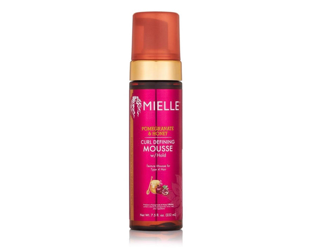 Mielle Pomegranate & Honey Curl Defining Mousse with Hold