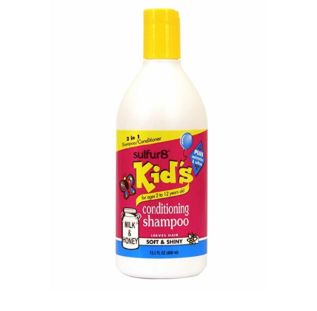 Sulfur-8 Kids 2 In 1 Conditioning Shampoo