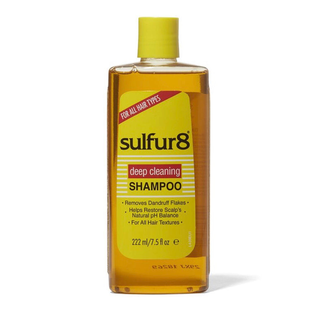 Sulfur-8 Deep Cleansing Shampoo
