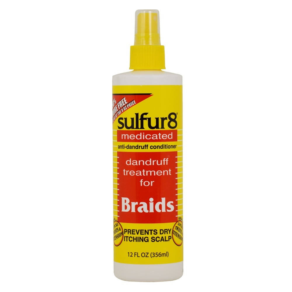 Sulfur-8 Braid Spray