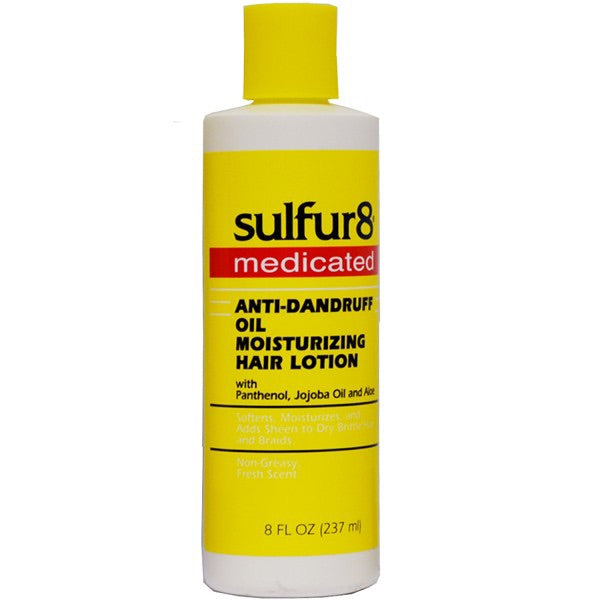 Sulfur-8 Oil Moist Lotion