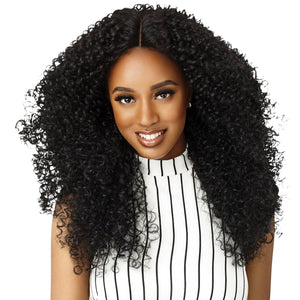 Outre Lace Front Wig Big Beautiful Hair 3A Bombshell Bounce