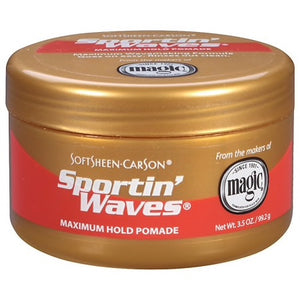 Sportin Waves Pomade Max/Gold