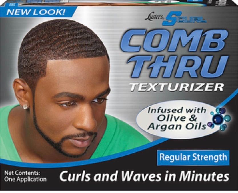 Luster's S-Curl Comb-Thru Texturizer Kit Regular