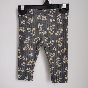 Leggings Fleuris