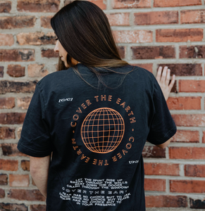 COVER THE EARTH - UNISEX SHIRT
