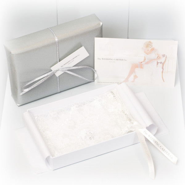 Wedding Garter Christmas Gift